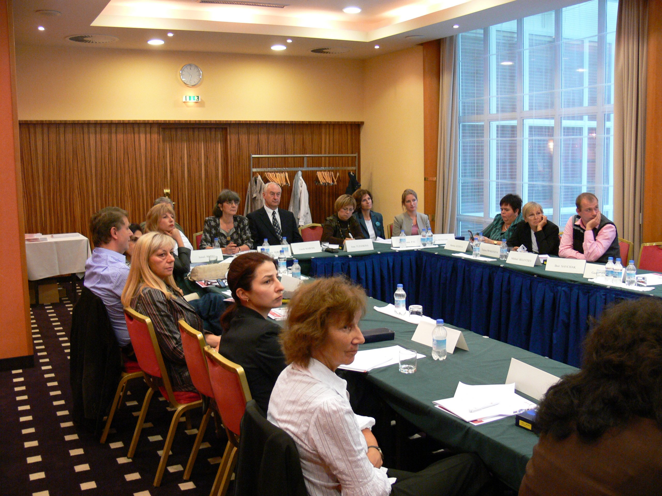 SC Meeting - Budapest 2011