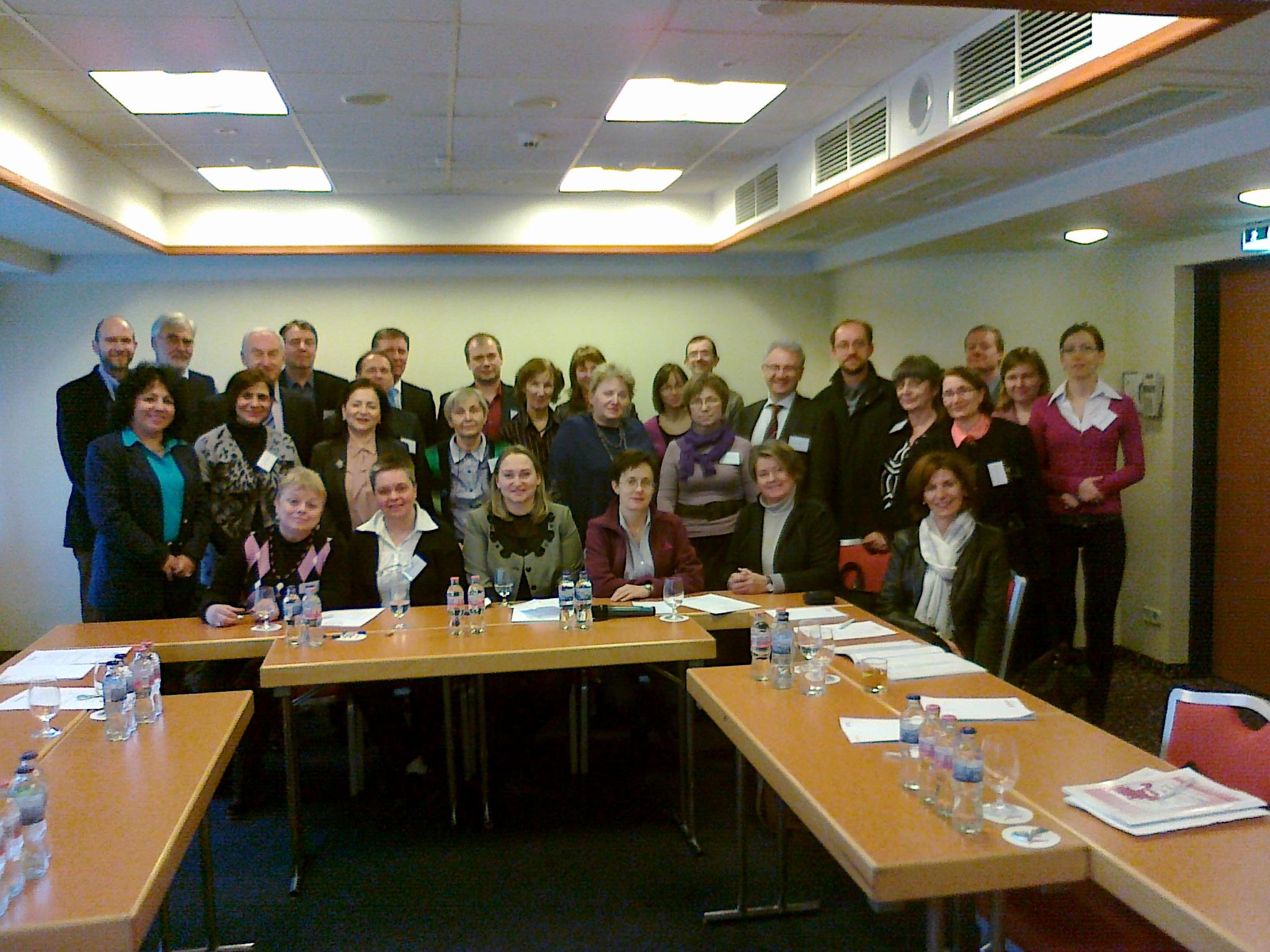 SC Meeting - Budapest 2012
